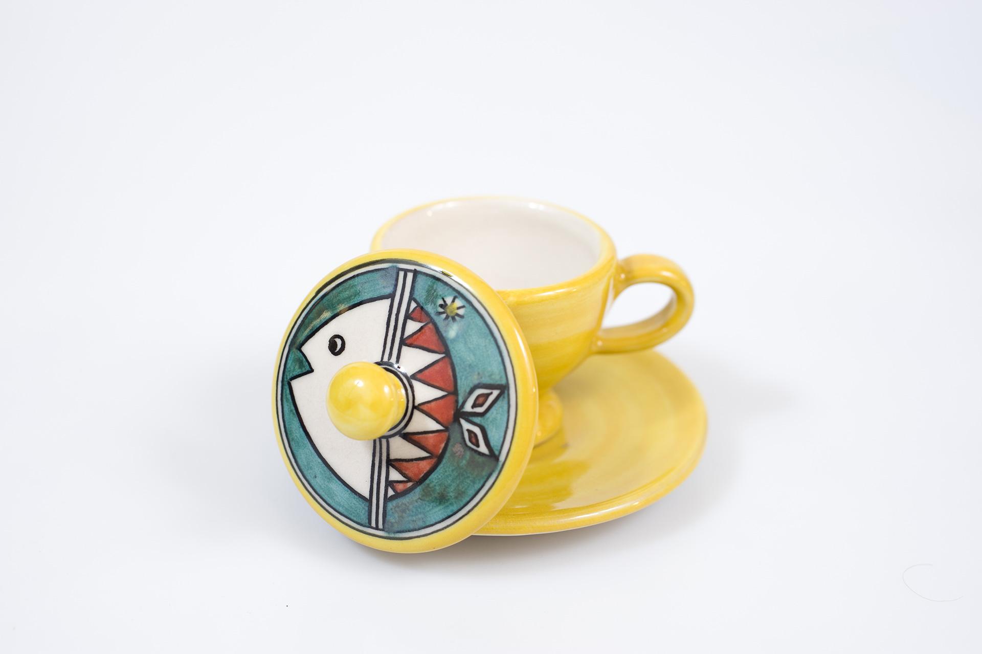 Coffee Cup by Pasquale Liguori - Ristorante La Caravella